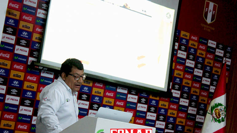 Futbolistas de las selecciones juveniles recibieron charla antidopaje