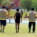 Nadadores, judocas y marchistas pasaron controles antidopaje