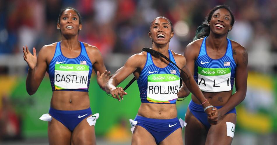 Campeona olímpica suspendida un año por no actualizar su paradero