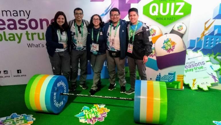 CONAD participó en Buenos Aires 2018