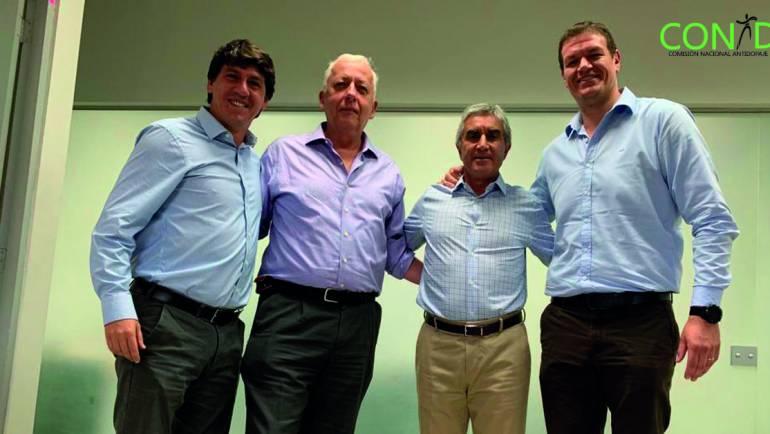 CONAD y FPF renuevan compromiso contra el dopaje