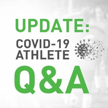 COVID-19: Deportista Q&A