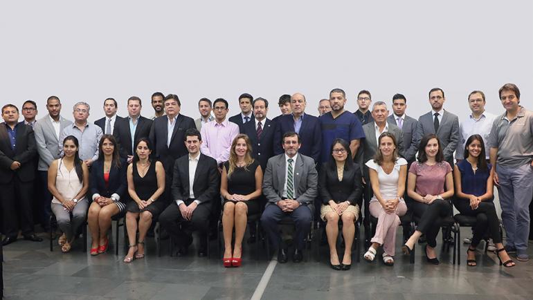 Gran cierre del VI Seminario Legal Antidopaje Sudamericano