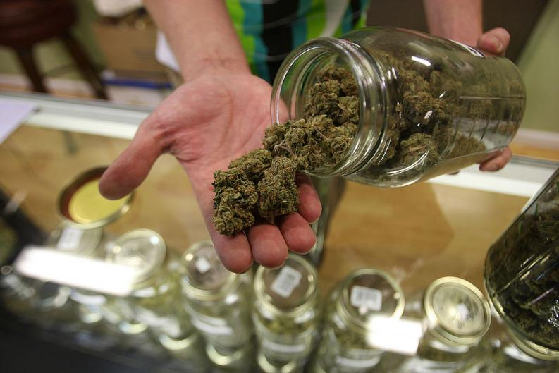 ¿Por qué la marihuana está en Lista Prohibida?