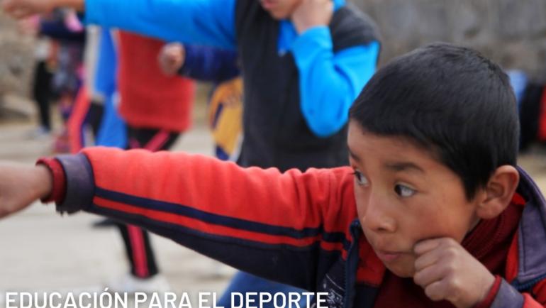 PERÚ LIDERARÁ EDUCACIÓN PARA EL DEPORTE EN AMÉRICA DEL SUR